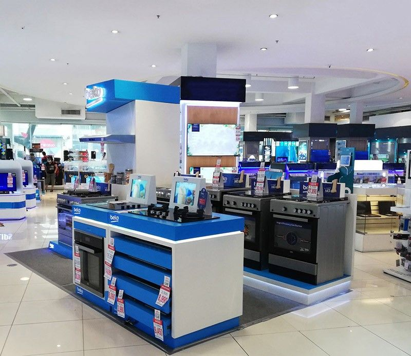 Beko Appliances now available nationwide