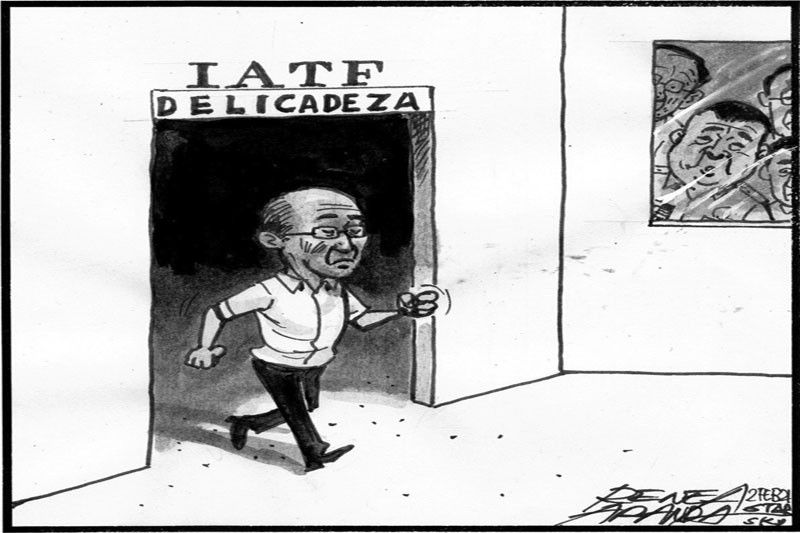 EDITORIAL - Irrevocable