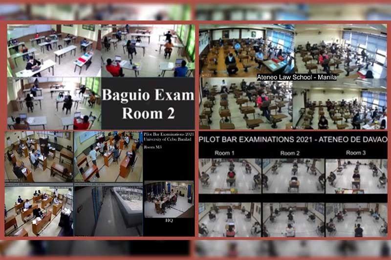 SC says test run of digitalized Bar exams a success
