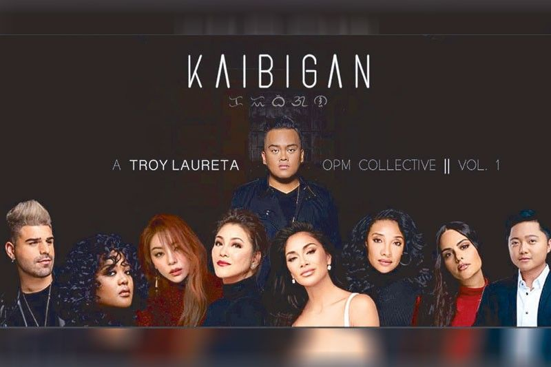 How Kaibigan OPM album came to be