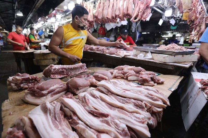 Pigs from provinces slowed Manila inflation. Now these areas see prices soar