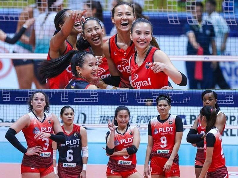 PLDT, Cignal officially join Premier Volleyball League