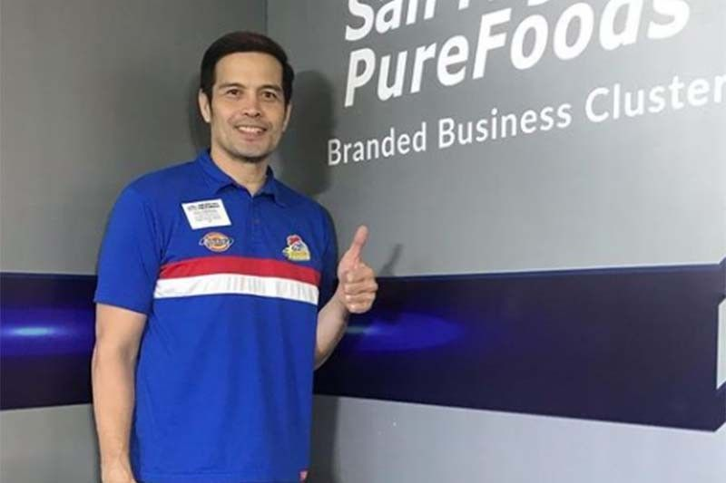 PBA legend Alvin Patrimonio reveals secret to staying confident at 54