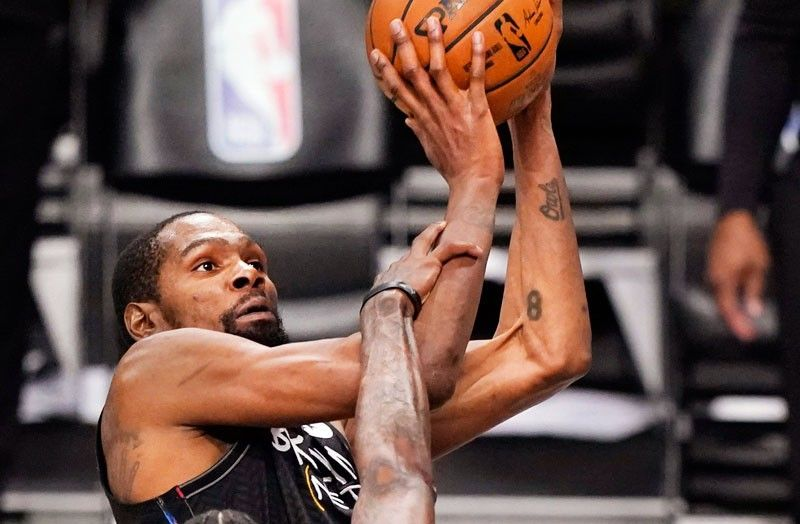 KD pulled out due to protocols