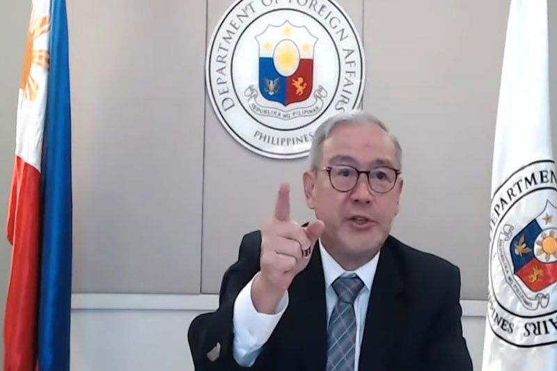 Locsin vows 'more than just a protest' in case of another China coast guard incident