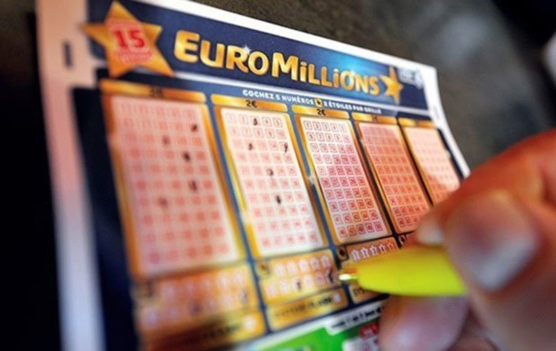 EuroMillions Superdraw jackpot grows to €163 million – currently the biggest lottery prize in the world!