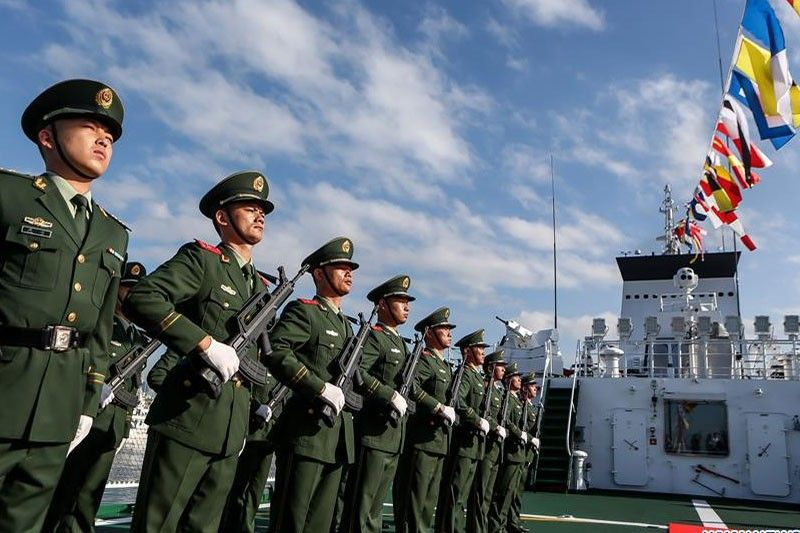 Philippine envoy to China: Beijing assured Philippines it won't be a target of coast guard law