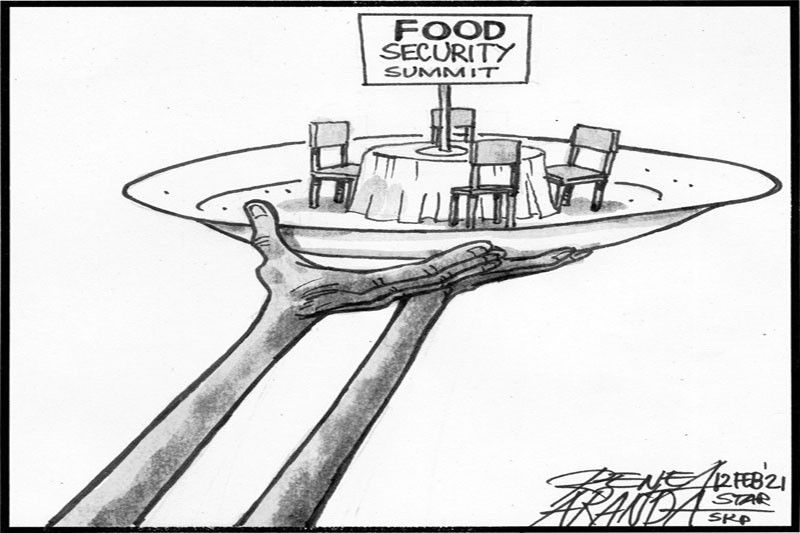 EDITORIAL - Another food security summit