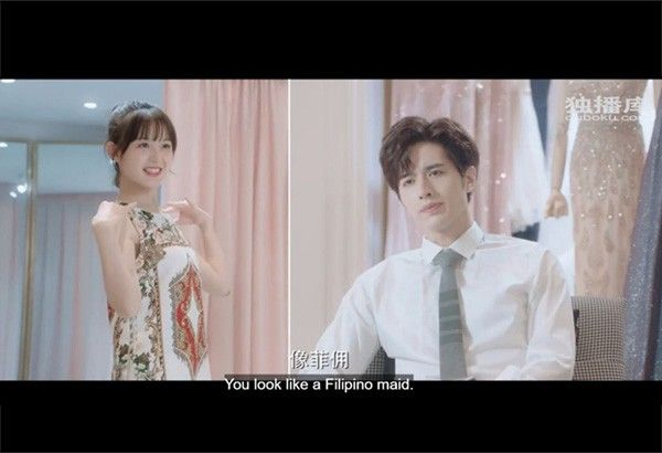 iQiyi apologizes, removes Chinese drama 'Make My Heart Smile' for offending Filipino workers
