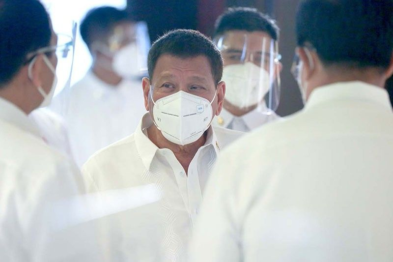 Duterte says he's ready to waive COVID-19 vaccine