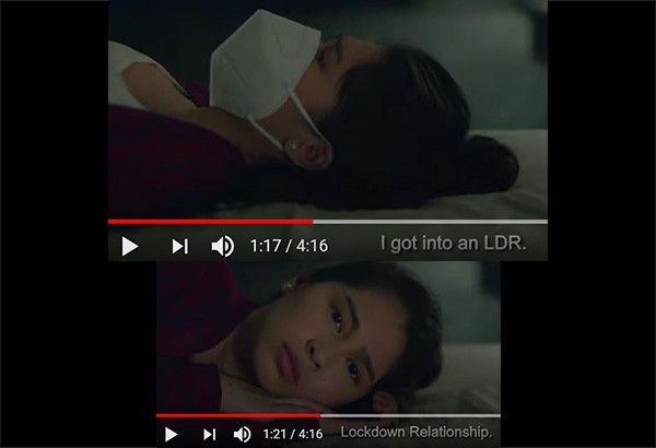 Kwentong Jollibee's 2021 short films explore love in the time of COVID-19