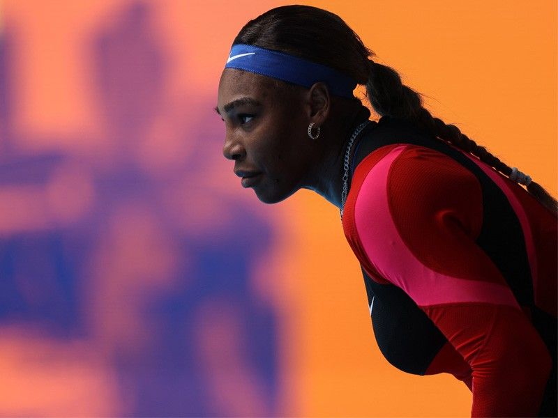 Serena Williams not 'obsessed' with Court's Slam record, says coach