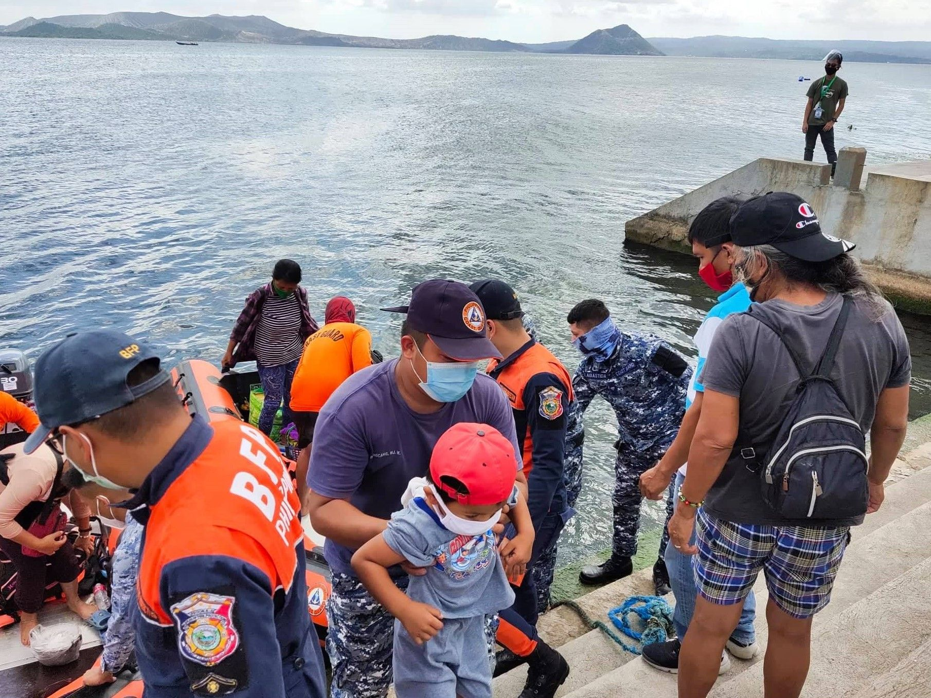Phivolcs records more quakes at Taal Volcano as activity remains �abnormal�