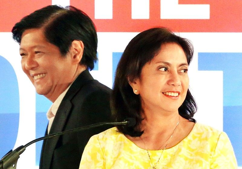 SC junks Bongbong poll protest vs Robredo