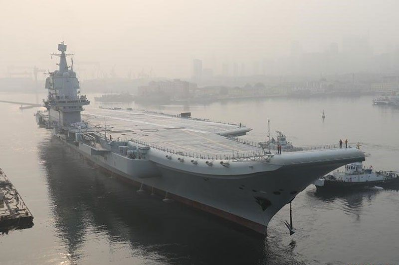 By number, China now has world's largest navy � report