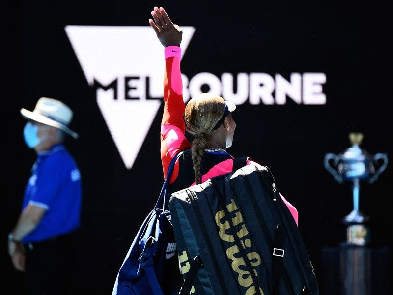 Is long reign over for Williams, queen of Melbourne Park?