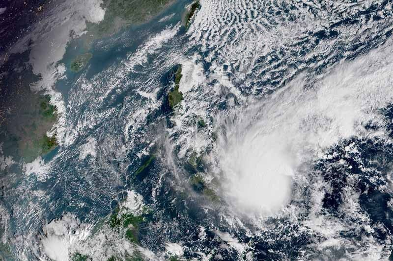 Parts of Mindanao under Signal No. 1 due to Tropical Storm Auring