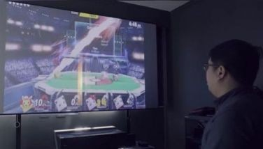 LIST: 4 huge perks of gaming on big screen laser TV