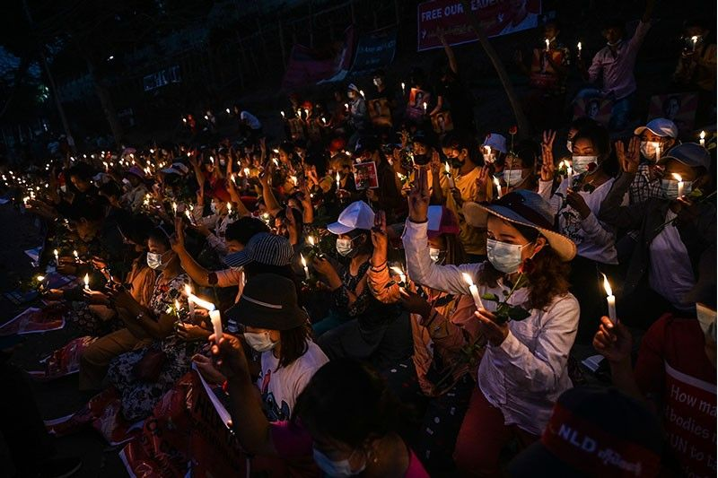 UN condemns Myanmar junta after three killed in anti-coup unrest