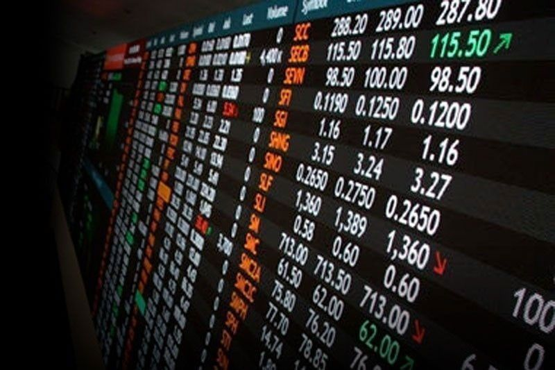 Main index inches up on last-minute buying
