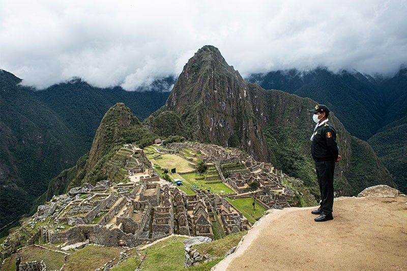 Machu Picchu to reopen again, at 40% capacity