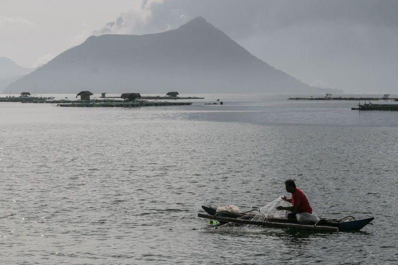 'Volcanic tremors' sa Bulkang Taal sumirit sa 113 sa nakaraang 24 oras