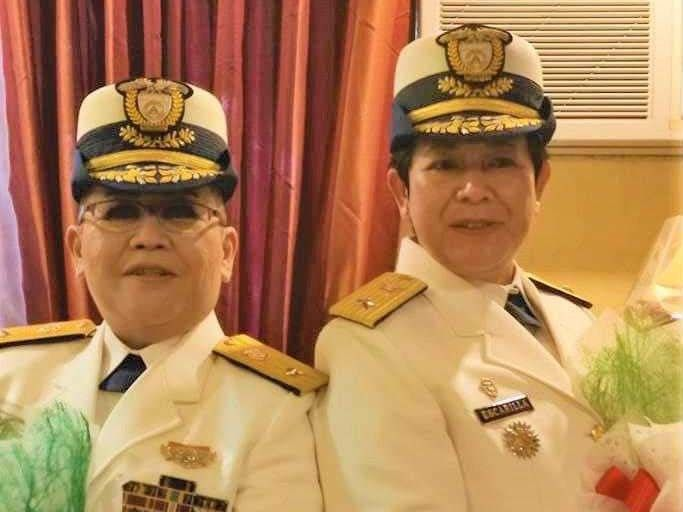 2 doctors are PCG�s first women generals