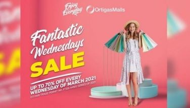 Ready, set, shop at Ortigas Malls this March