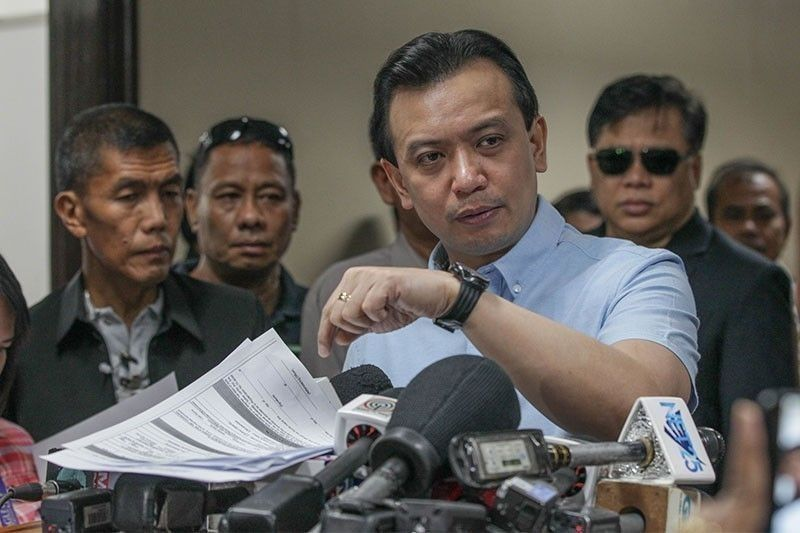 Trillanes wins at Court of Appeals: Ruling reviving rebellion case reversed