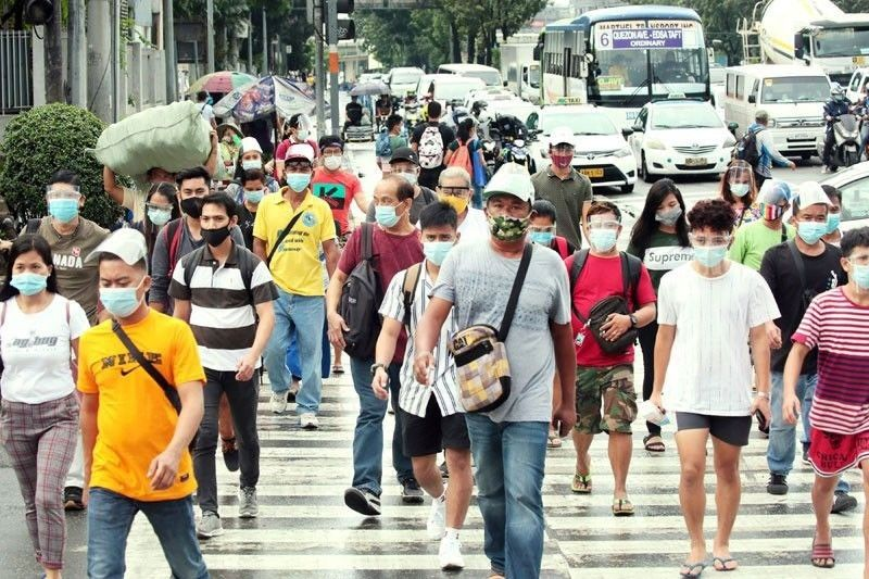 DOH monitoring Metro Manila for COVID-19 case surge