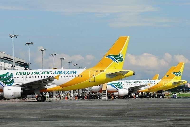 Cebu Pacific eyes up to P16 billion fresh capital