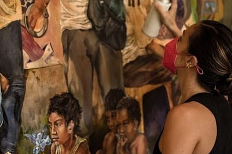 Solenn Heussaff says no intention to 'romanticize poverty' after art found in poor taste