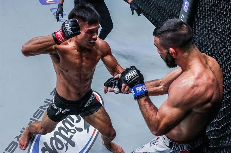 Fil-Kiwi Abelardo back in win column after KO win in ONE: Fists of Fury II