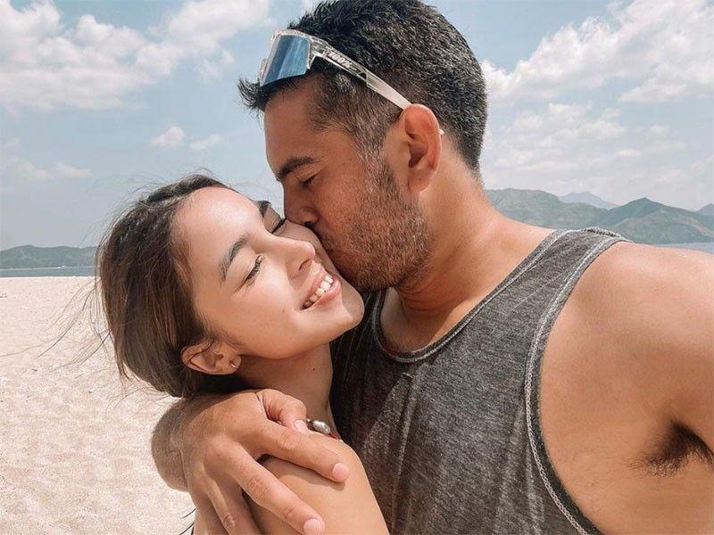 Julia Barreto announces she's in a relationship with Gerald Anderson