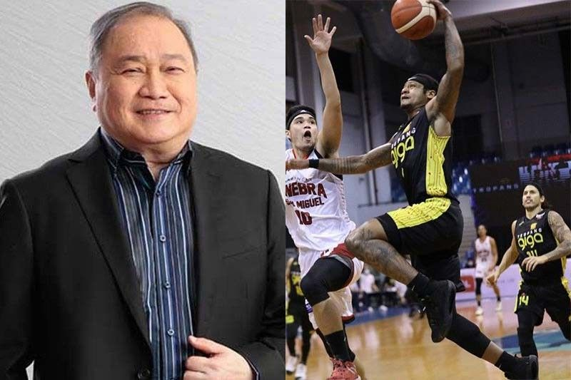 'Judge for yourself': MVP reacts to Parks Jr.'s skipping PBA season