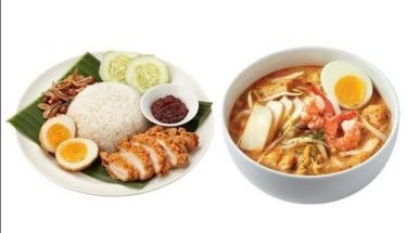 Authentic and affordable: Nanyang offers Singaporean rice meal sets, noodles