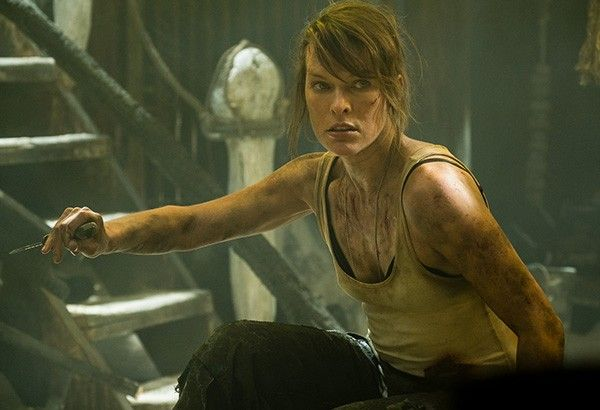 Milla Jovovich of pandemic-linked 'Resident Evil' stars in new film to premiere once cinemas reopen