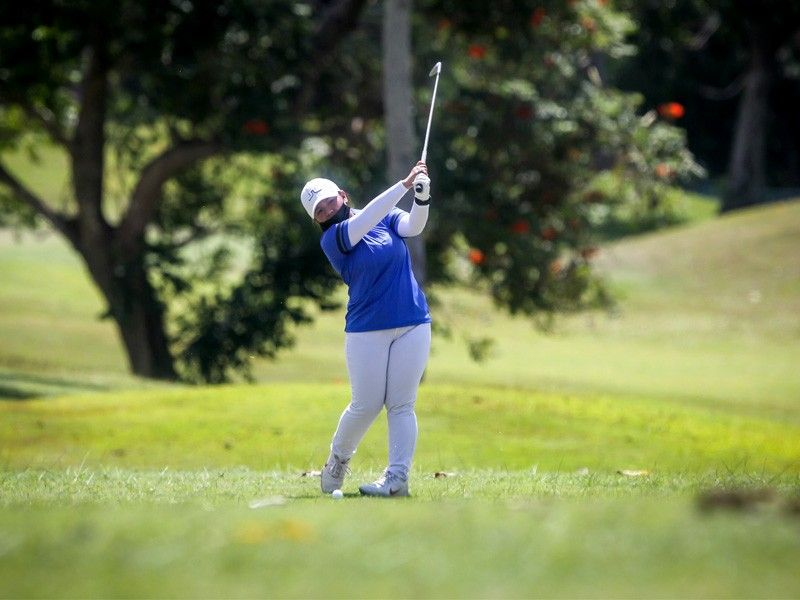 Constantino clips Superal, wrests lead with 69 in ICTSI golf tiff