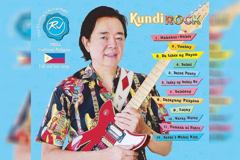 RJ rocks Filipino classics