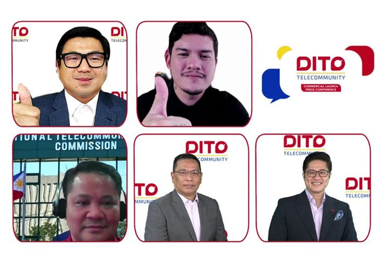 DITO Telecommunity launches commercially in Visayas and Mindanao