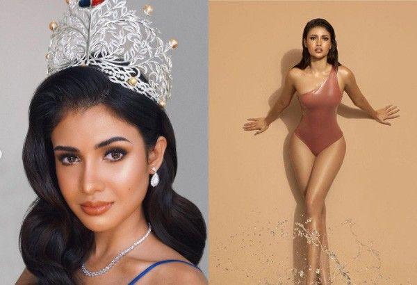 Rabiya Mateo departs for Miss Universe 2020 finals
