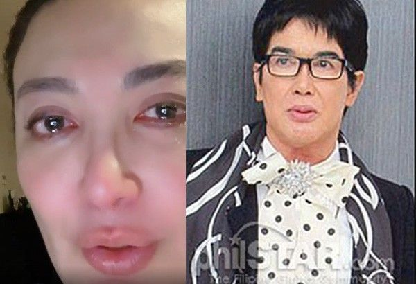 Sharon Cuneta breaks down as Fanny Serrano suffers from massive stroke