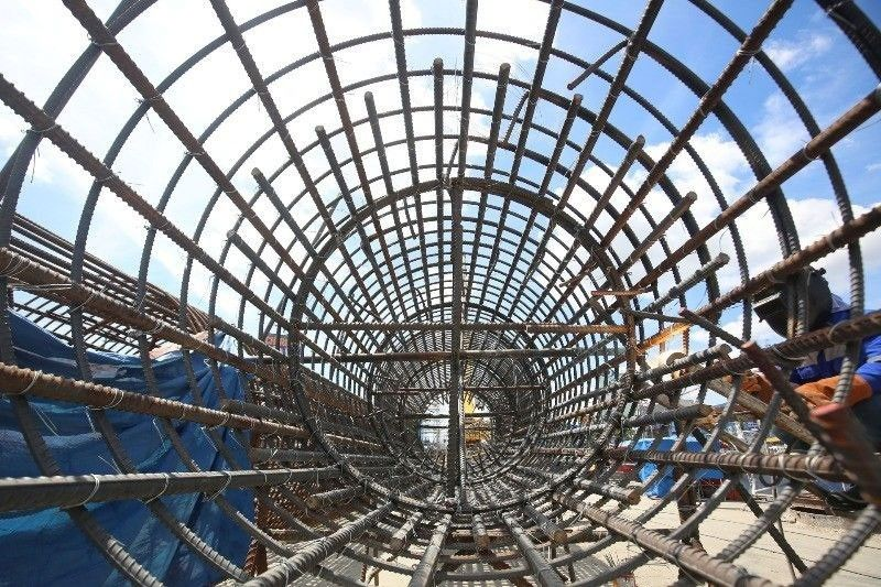 Construction works fall to P63 billion in Q4