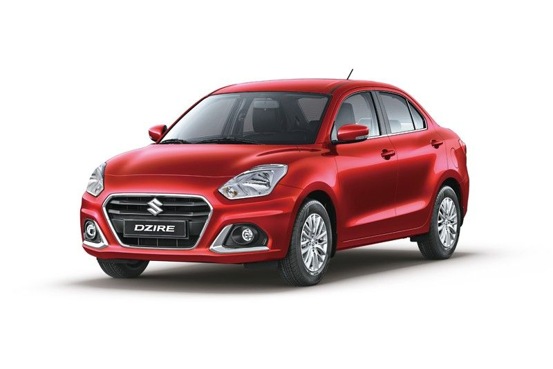 The facelifted Suzuki Dzire is the perfect companion to your fast-paced lifestyle