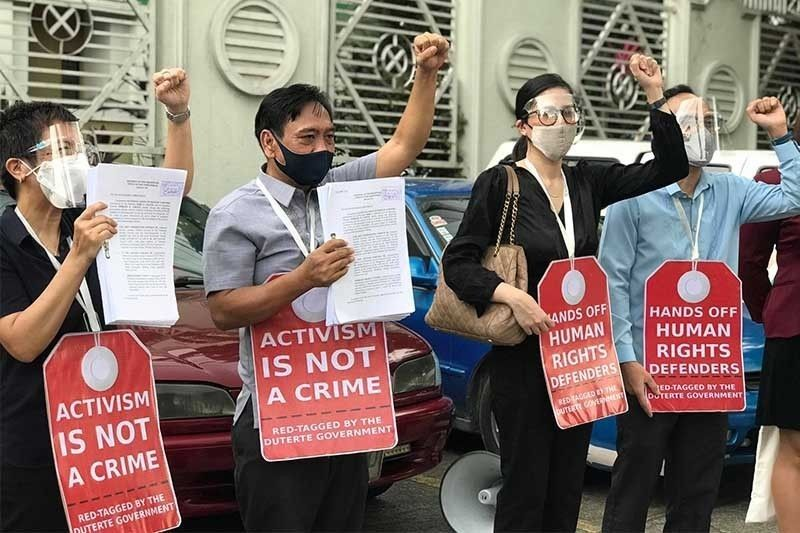 Lasallian lawyers' group: Violence has no place in legal profession