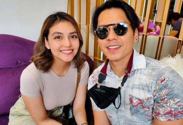 Carlo Aquino, Trina Candaza slam basher who threatened to harm daughter