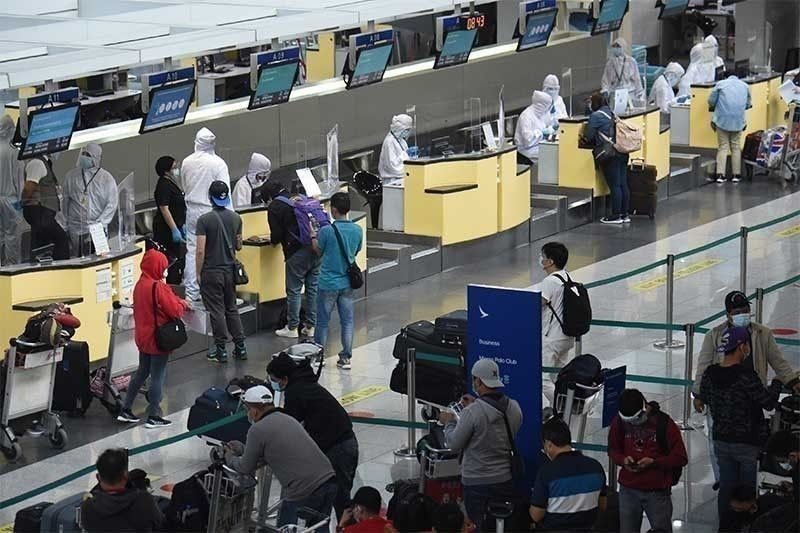 Philippines revises travel rules, allows entry of all Filipinos