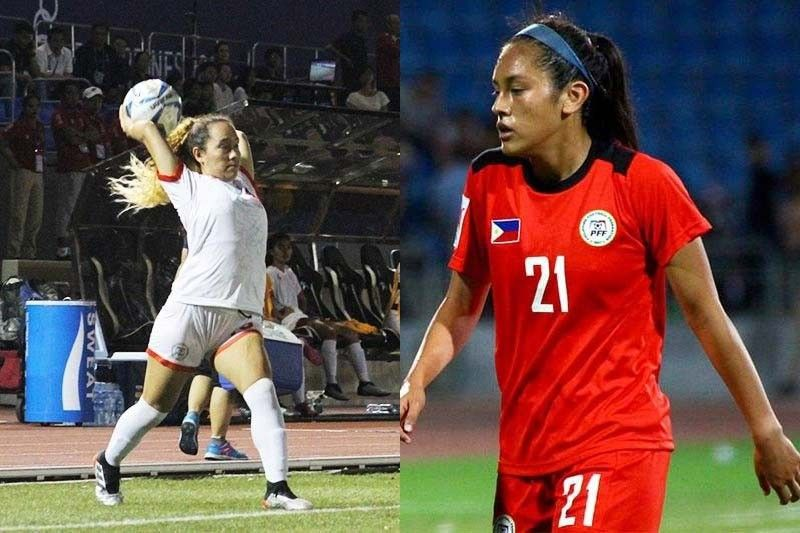 Philippine women's football standouts grateful for overseas stints amid pandemic