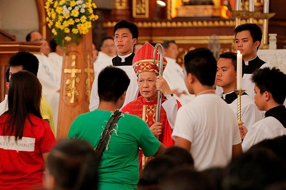 Pope names Advincula, cardinal from 'peripheries,' as new Manila archbishop
