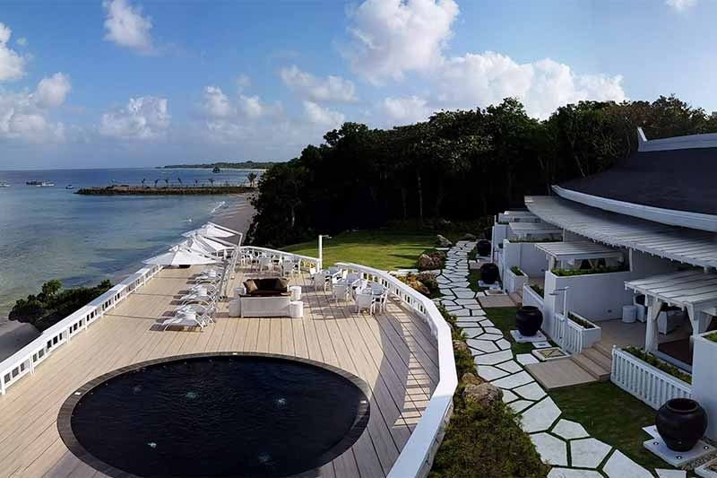 DOT exec: Immunity program offered by exclusive Balesin resort not a medical emergency